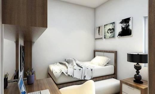 O2 Residence Medan - Kamar tamu