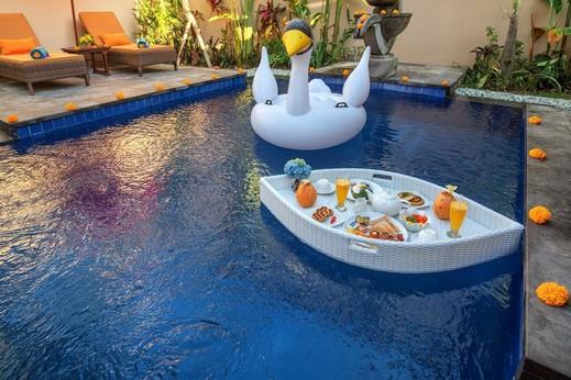 Casa Honeymoon Romantic Villa Bali - exterior