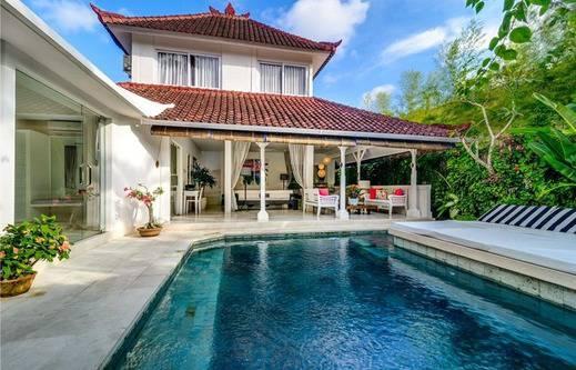 Villa Esha Drupadi II Bali - Kolam Renang