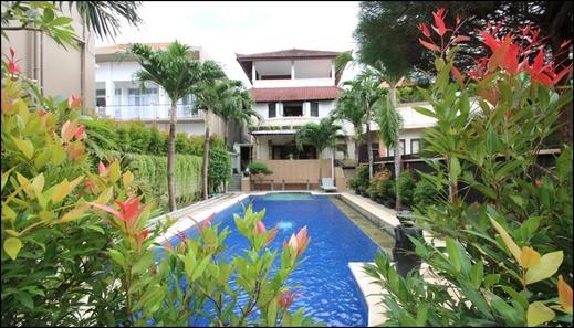 Serenity Twin Villa Canggu Bali - pool