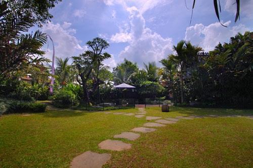 Villa Arya Bali - Pemandangan