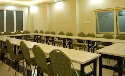 The Abidin Hotel Padang - Ruang Rapat