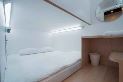 Bobobox Pods Tanah Abang Jakarta - Bedroom