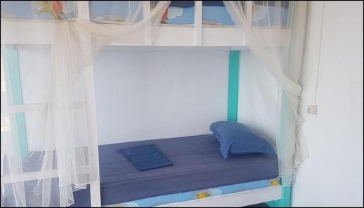 XPirates Dive Camp Manggarai Barat - room