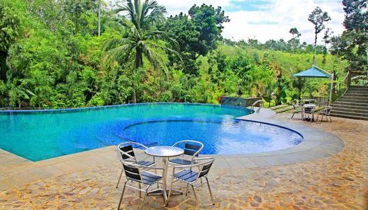 Hotel Dafam Linggau Kupang - Swimming Pool