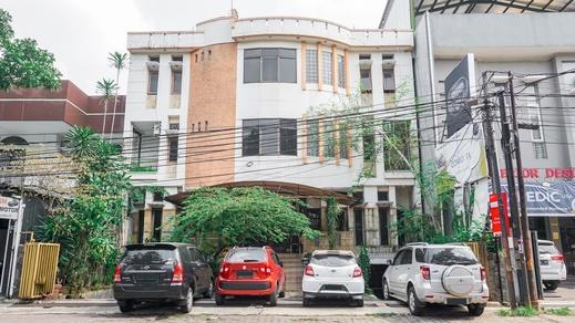 OYO 2012 Nusa Indah Near RS Muhammadiyah Bandung - Facade