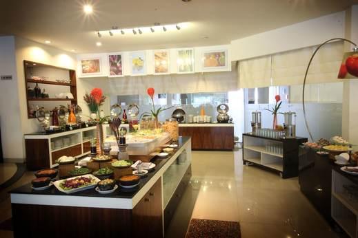 Hotel Permata Bogor - Buffet