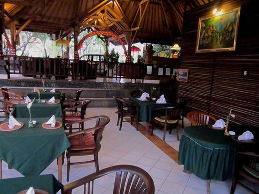 Puri Asri Villa Bali - Ruang makan