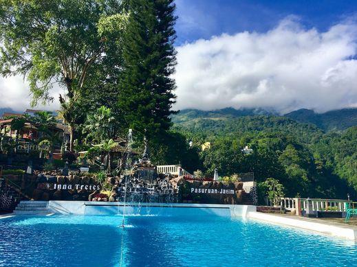 Hotel Inna Tretes - Pool