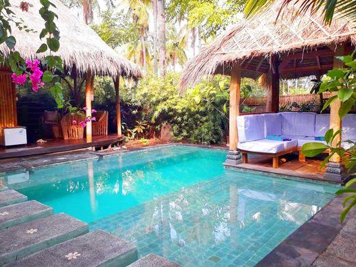 Meno Island Villas Lombok - Villa Ilalang