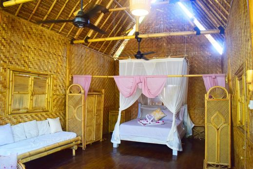 Meno Island Villas Lombok - Villa Bunga