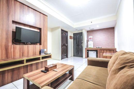 Opulence Folksy Hotel at Great Western Tangerang - room