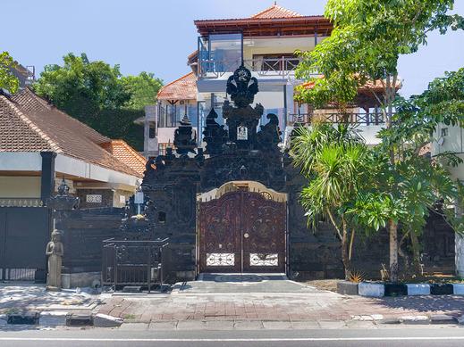OYO 3484 Puri Mas Agung Bali - Facade
