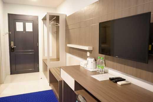 Mentaya Inn Banjarmasin - Guest Room