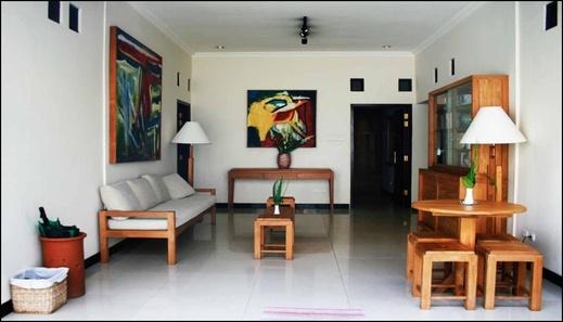 Rumah Mertua Heritage Jogja - interior