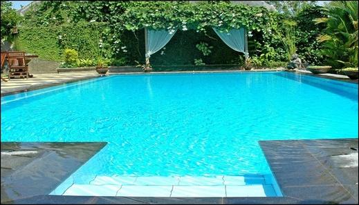 Rumah Mertua Heritage Yogyakarta - pool
