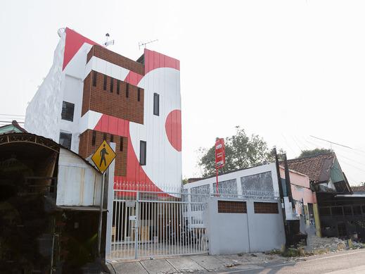 OYO 1516 Cemara Gading Bogor - Facade