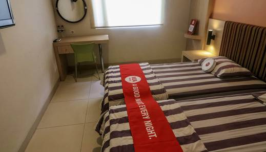 NIDA Rooms Semarang Kalikuping Cahaya Semarang - Kamar tamu