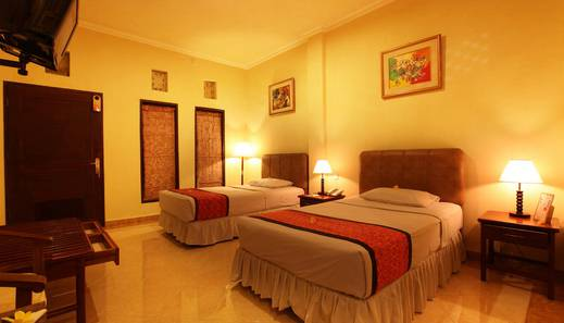 Maxi Hotel And Spa Bali - Standard Room Twin