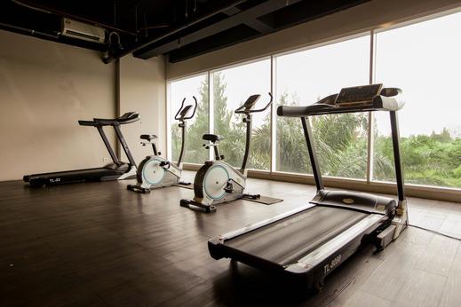 Antero Hotel Jababeka Bekasi - Antero - Flamia Gym