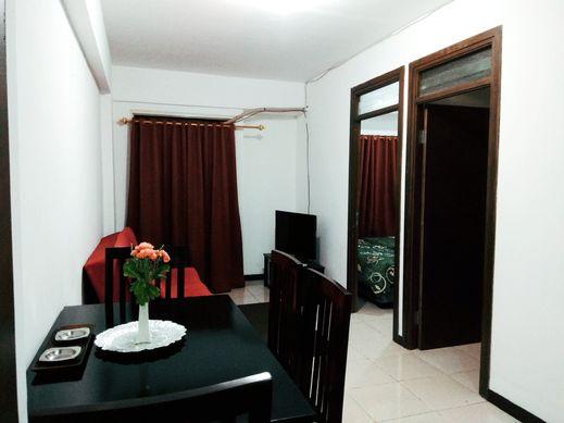 Apartment Bogor Valley by R&D Rooms Bogor - Living Room