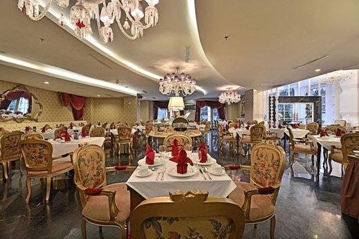 Hotel Amaroossa Bogor - Restaurant