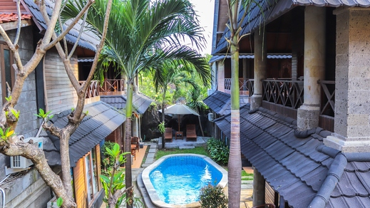 Villa Happy Jimbaran Bali - Property Overview