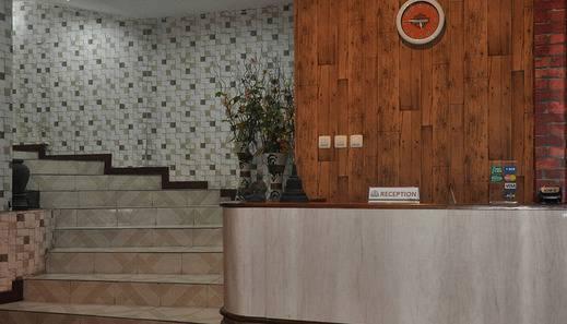Hasian Malioboro Motel Jogja - LOBBY HOTEL