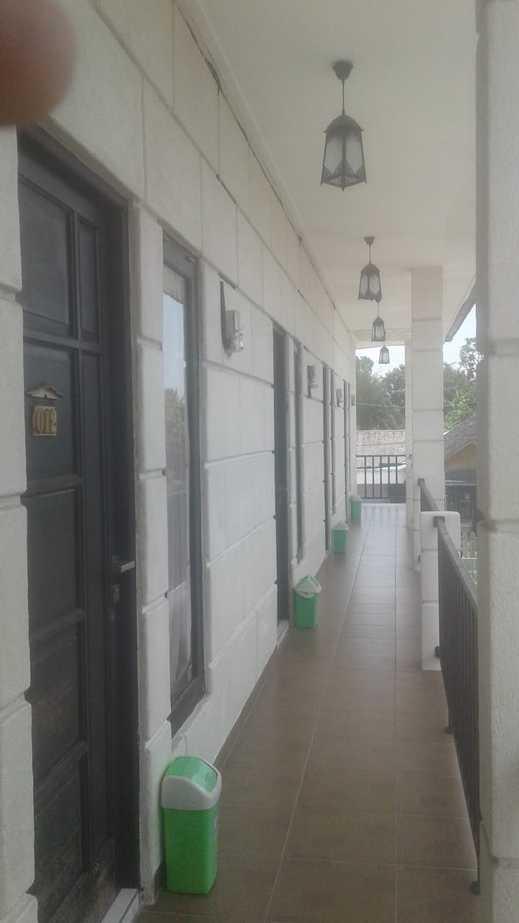 Wisma Pangrango Palangka Raya - lorong