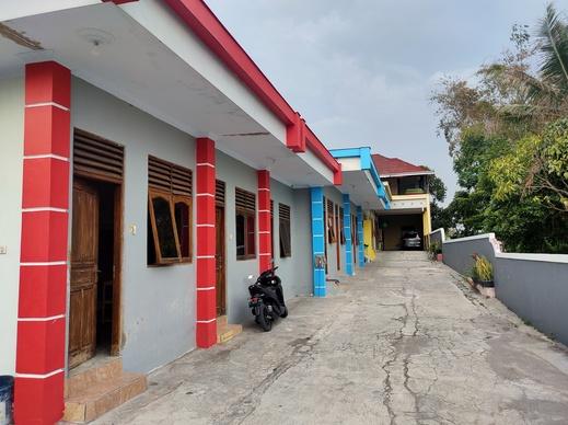 Hotel Abimanyu Bandungan Semarang - Exterior
