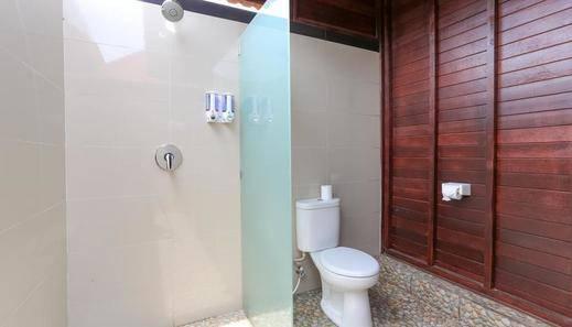 Taman Sari Villas Lembongan Bali - Kamar mandi