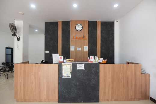OYO 3729 Cattail Guest House Pontianak - Reception