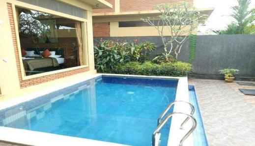 Villa Cempaka Kedisan  Bali - Pool