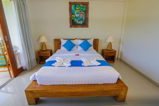 The Carik Bisma Bali - Bedroom
