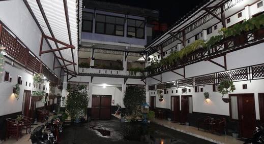 Omahkoe Guest house Yogyakarta - Eksterior