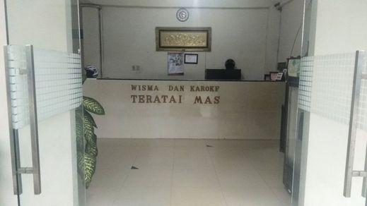 Hotel Wisma Teratai Mas Rokan Hilir - Reception