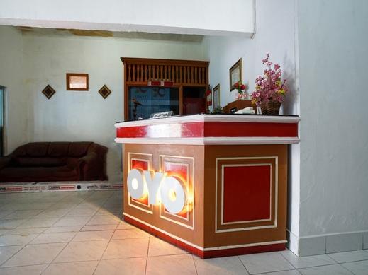 OYO 2876 Hotel Idayu Palembang - Reception