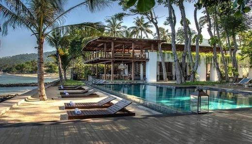 Jeeva Santai Villas Lombok - Pool
