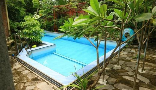 Villa Pohon Jogja - Pool