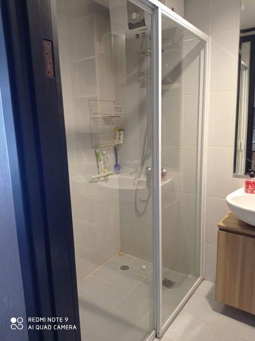 Apartemen Casa De Parco by Nusalink Tangerang - Bathroom