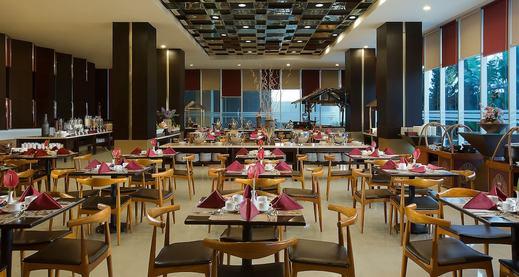 Atria Hotel Magelang - Restaurant