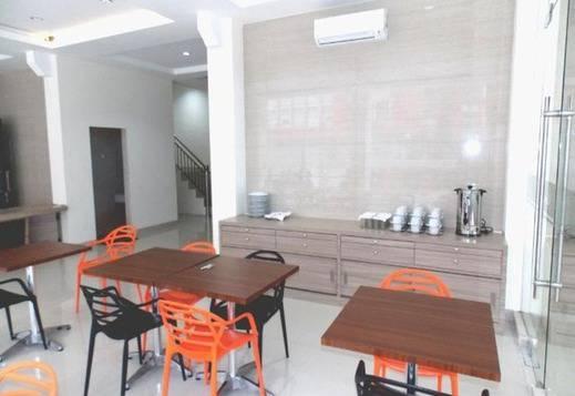 Kanasha Hotel Medan - Restoran untuk sarapan