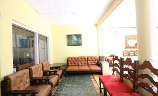 NIDA Rooms Prawirotaman 34 Mergangsan Jogja - Ruang tamu