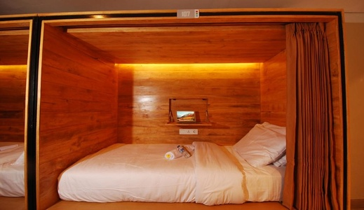 D Beds Hostel By Soscomma Bali - Bedroom