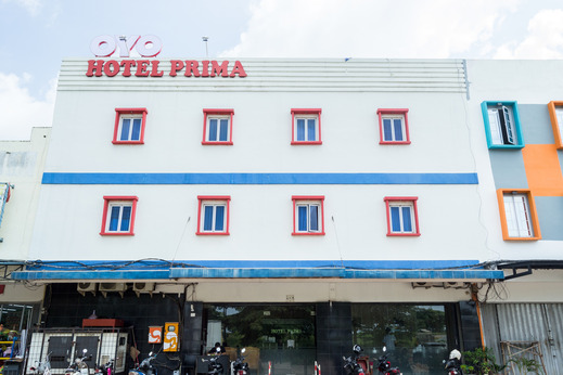OYO 1103 Hotel Prima Batam - Facade