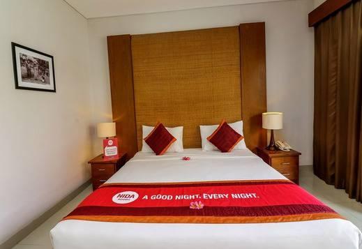NIDA Rooms Bali Bisma Ubud 8266 Bali - Kamar tamu