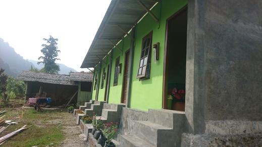 Penginapan Biringta Karo - Surroundings