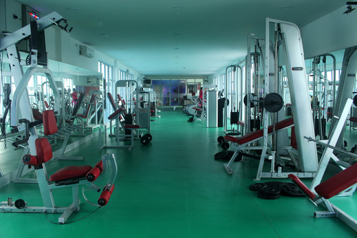 Fame Hotel Batam Batam - Fitness Center