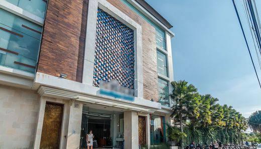 ZEN Premium Seminyak Drupadi 3 Bali - Tampak luar
