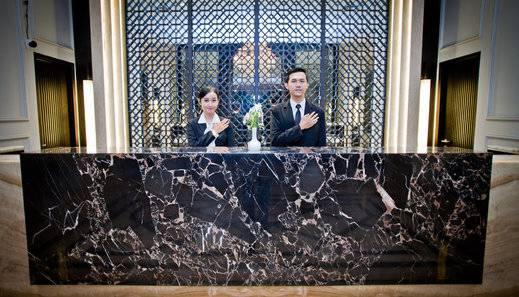 Samala Hotel Jakarta Cengkareng Jakarta - Front Office
